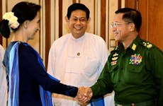 Myanmar Government commits to peaceful transition