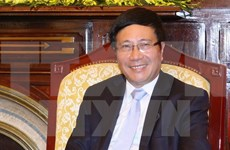 Deputy PM highlights significance of Mekong countries' partnership