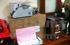 Hanoi police break up drug ring