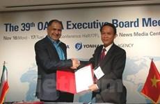 VNA attends OANA executive board meeting in RoK