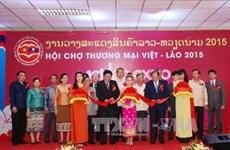 Vietnam-Laos trade fair to open in December