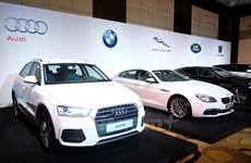 Luxury cars to be shown at int'l motor expo in HCM City