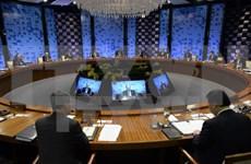 APEC leaders urge regional counter-terrorism cooperation
