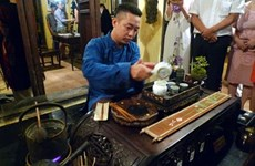 Local tea traditions honoured