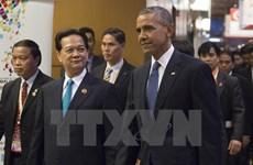 PM meets world leaders on ASEAN Summit sidelines