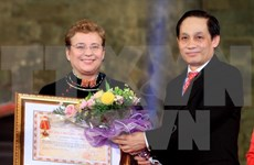 UNESCO's 70th founding anniversary marked in Hanoi