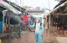 Dengue fever to continue as threat