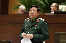 Defence Minister greets Cambodian Interior officials