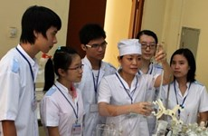 Italian region provides training, internship for Vietnamese students
