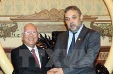 HCM City leader seeks closer ties with Bulgarian localities