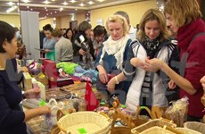 Vietnam attends Moscow's major fundraising event