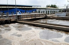 Belgium funds wastewater treatment project in Thai Nguyen