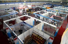 International expos promote industrial products