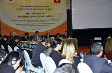 Workshop promotes trust building among Asian countries