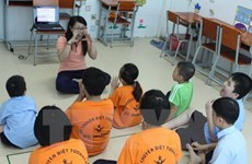 Disabled women, children in Thanh Hoa assisted by Germany