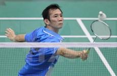 Top player enters semi-finals of US badminton event
