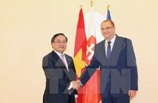 Vietnam, Slovakia look to stronger relations