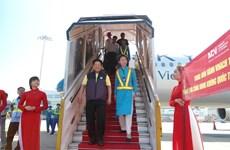 Tan Son Nhat International Airport welcomes 25 millionth passenger