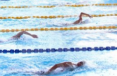 Age Group Swimming Championship wraps up