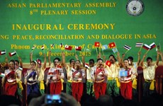 Asian Parliamentary Assembly issues Phnom Penh Declaration