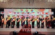 ASEAN+3 young entrepreneurs honoured