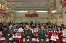 Vietnam, Laos host conference on military medicine