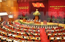 Party Central Committee focuses on feedback on draft political report