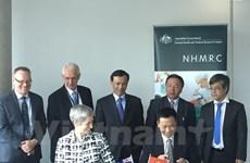 Vietnam, Australia launch joint medical research programme