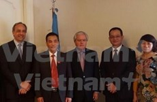 NA promotes ties with Argentinian, Chilean parliaments