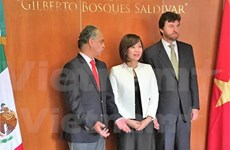 Mexican lower house wishes to boost ties with Vietnam