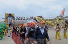Jetstar Pacific operates Hanoi-Tuy Hoa air route