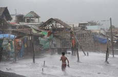 New storm approaches Philippines