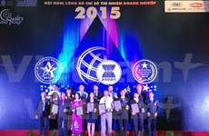 Vietnamese businesses receive Trusted Brand Index certificate