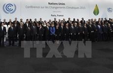 Vietnam actively contributes to COP21