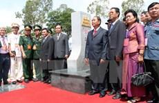 Vietnam, Cambodia to inaugurate two border markers
