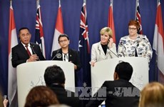 Australia, Indonesia focus on multi-dimensional affiliation