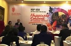 Hanoi to host Happiness Concert