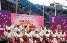 Japanese culture festival comes to Hanoi