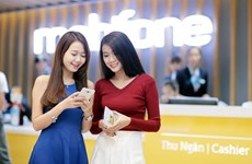 MobiFone sees revenue up 10 percent