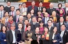 Annual Homeland Spring programme welcomes back OVs