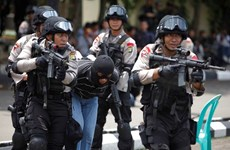 Indonesia captures three with suspected links to IS