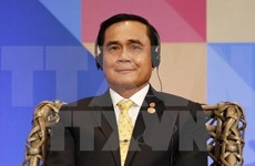 Thai people urged to pull together