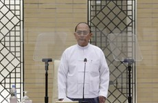 Myanmar President calls on political forces to work in unity