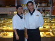 Vietnamese bakers head to France