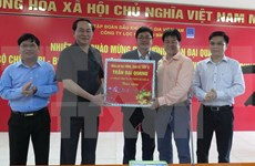 Minister urges top security in Dung Quat Oil Refinery