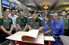 Exhibition affirms Vietnam's sovereignty over archipelagos