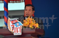Cambodia commemorates victory over genocidal regime