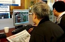 Vietnam shares lower amid oil plunge