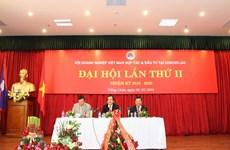 Vietnamese companies perform well in Laos