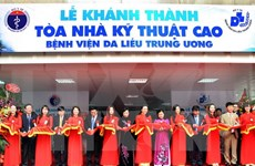 Hanoi opens new health facilities